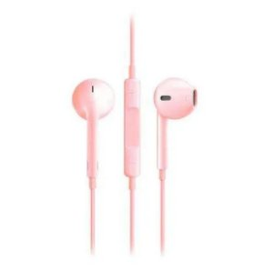Fone de Ouvido Oex Colormood Intra-Auricular FN204 Rosa Metálico - Oex