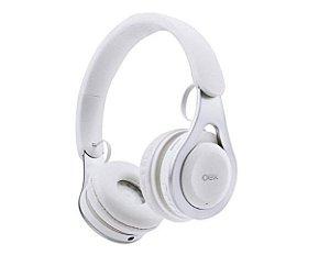 Headset Oex Drop Bluetooth HS306 Branco - Oex