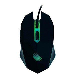 Mouse Gamer Oex Action Reloaded Led 6 Botões 3200Dpi MS300 - Oex