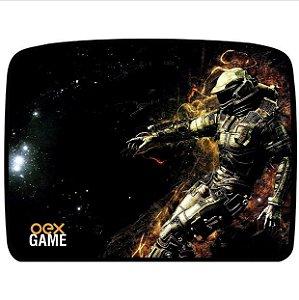 Mousepad Gamer Oex Galaxy MP304 Preto - Oex