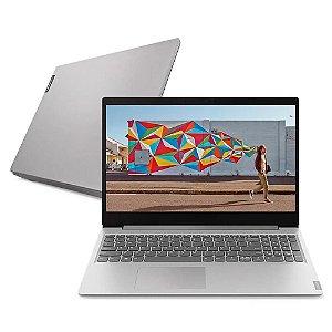 Notebook Ideapad S145 AMD Ryzen 5-3500U 12Gb RAM 1Tb Linux 15,6´ HD 81V7S00000 Prata - Lenovo