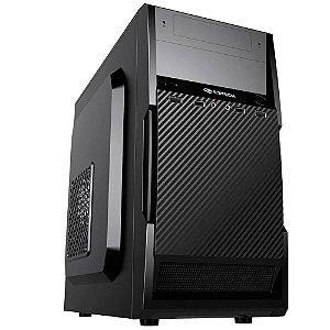 Gabinete C3tech Micro-atx Com Fonte 200w Inclusa MT-25V2BK - C3Tech