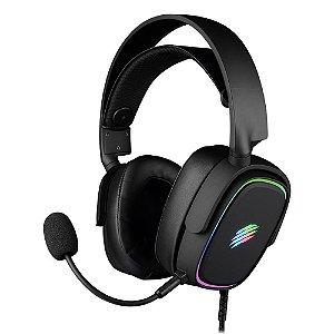 Headset Oex Game Zyon Rgb Microfone Removível 50mm HS415 Preto - Oex