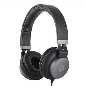 Headset Dobrável Com Microfone 50mm DHH-1205 Preto - HP
