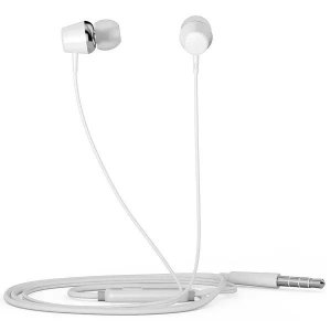 Fone de Ouvido P2 Intra Auricular DHE-7000WH Branco - Hp
