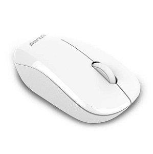 Mouse Power Save 1200Dpi Usb Com Pilha Inclusa MO310 Branco - Multilaser