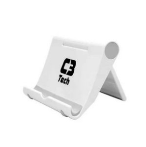 Suporte Universal para Celular e Tablet MH-02 WH Branco - C3Tech