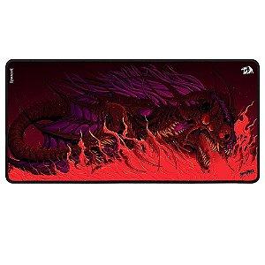 Mousepad Gamer Infernal Dragon Seiryu Extra-Grande 880x420mm - Redragon