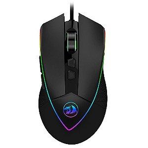Mouse Gamer Redragon Emperor Chroma 7 Botões 12400Dpi M909-RGB Preto - Redragon