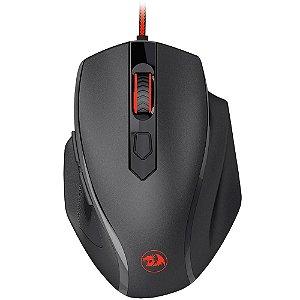 Mouse Gamer Redragon Tiger 2 6 Botões 3200Dpi M709-1 Preto - Redragon