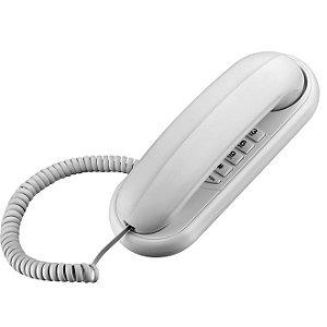 Telefone Com Fio Tipo Gondola TCF1000 Branco - Elgin