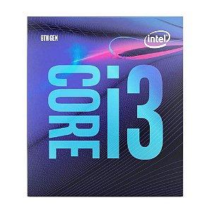 Processador Intel Core i3-9100 Cache 6Mb Box Lga 1151 BX80684I39100 - Intel