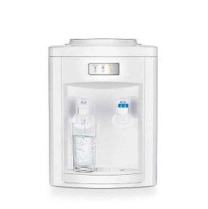 Bebedouro de Garrafão Galão de 10 a 20 Litros 220V BE012 Branco - Multilaser