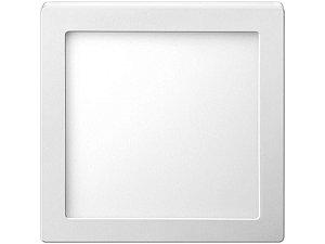 Luminária Downlight Sobrepor 18w 6500k Quadrado - Elgin