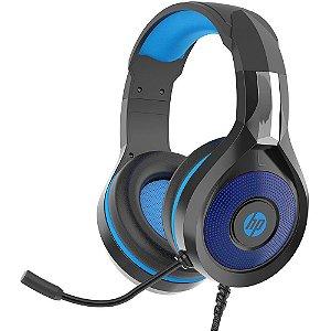 Headset Gamer P2 Usb Com Led 50mm DHE-8010 - HP