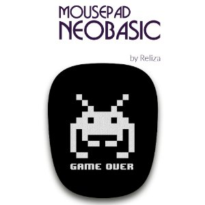 Mousepad NeoBasic Game Over - Reliza