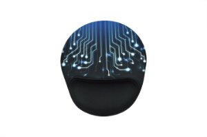 Mousepad Ergonômico Confort Hi-Tech - Reliza