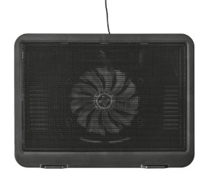 Base Led Metálica para Notebook 16pol Porta Extra Usb - 21962 - Trust