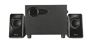 Caixa de Som Avora com Subwoofer Usb - 18W - 20442 - Trust