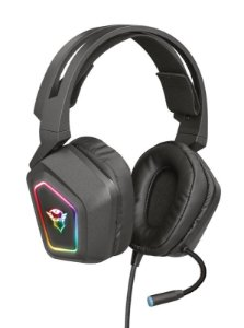 Headset Gamer Blizz 40mm Surround Usb GXT 450 Rgb - 23191 - Trust
