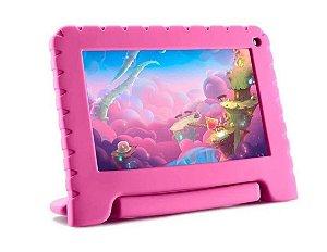 Tablet Kidpad Go 7p 16gb Quad 1cam NB303 - Rosa - Multilaser