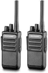 Rádio Comunicador Walkie Talkie - Multilaser