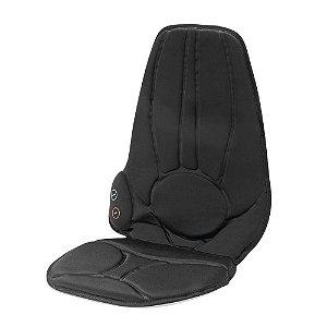 Assento Multilaser Massageador Vibratório Home e Car Bivolt Preto HC011 - Multilaser