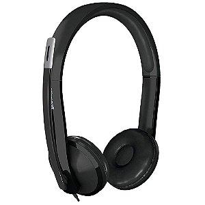 Headset Lifechat LX-6000 USB 7XF00001 - Microsoft