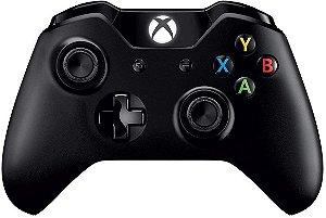 Controle Xbox One + Cabo USB para PC - Microsoft