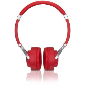 Fone de ouvido Motorola Pulse 2 com microfone Vermelho - Motorola