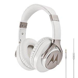 Fone de ouvido Motorola Pulse Max Sh004bk Branco - Motorola