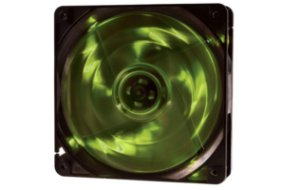 Cooler Fan F10 4 Leds  Verde - Oex