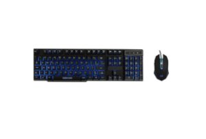 Combo Teclado E Mouse Game Oex TM302 Punch Usb -  Oex