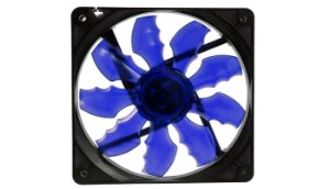 Cooler Fan F10 4 Leds  Azul - Oex