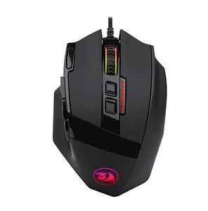 Mouse Gamer Redragon M801 RGB Sniper 9 Botões 12400Dpi - Redragon