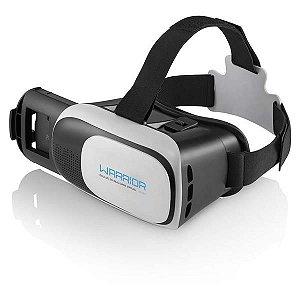 Óculos Realidade Virtual Warrior VR Glasses JS080 - Warrior