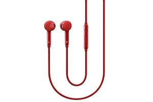 Fone de Ouvido EG920 Earphone Vermelho - Samsung