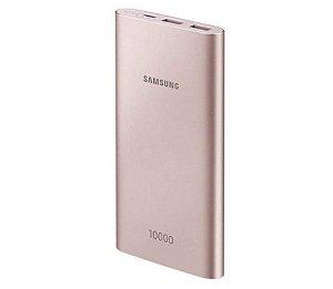 Bateria externa 10.000mah USB Tipo C EB-P1100CPPGBR Rosé - Samsung