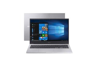 Notebook Samsung Book X20 Intel Core i5 4Gb 1Tb Full HD Windows 10 Prata - Samsung