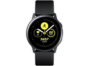 Smartwatch Samsung Galaxy Watch Active Preto SM-R500NZKAZTO - Samsung