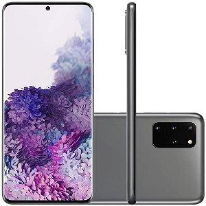Smartphone Samsung Galaxy S20+, 128GB, 64MP, Tela 6.7´, Cosmic Gray - SAMSUNG