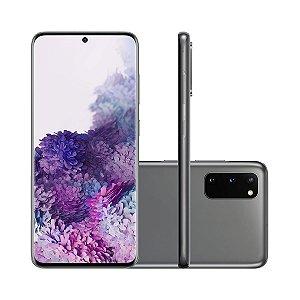 Smartphone Samsung Galaxy S20, 128GB, 64MP, Tela 6.2´, Cosmic Gray - SAMSUNG