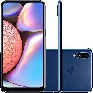 Smartphone Samsung Galaxy A10s, 32GB, 13MP, Tela 6.2´ , Azul - SAMSUNG
