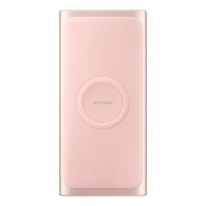 Bateria externa Wireless 10.000mah Rosa EB-U1200CPPGBR - Samsung