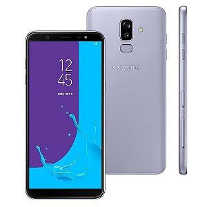 Smartphone Samsung Galaxy J8 64gb prata - Samsung