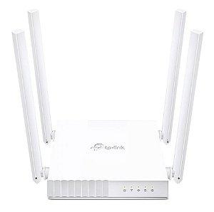 Roteador Wi-fi TP-Link AC750 Dual Band 433 Mbps 4 antenas Archer C21 - TP-Link