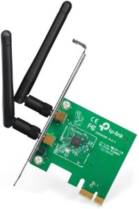 Adaptador Wireless PCI Express TP-Link N300 TL-WN881ND, 300Mbps,  2 Antenas Destacaveis 2Dbi - TP-Link