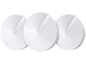 Roteador Wireless TP-Link AC1300 DECO M5 Dual Band 2.4/5Ghz Kit 3Pçs - TP-Link