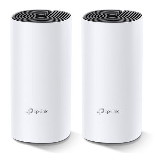 Roteador Wireless TP-Link AC1200 DECO M4 Dual Band 2.4/5Ghz Kit 2Pçs - TP-Link