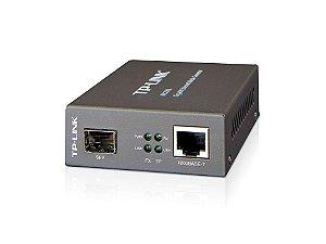 Conversor de Mídia TP-Link MC220L SFP Gigabit - TP-Link